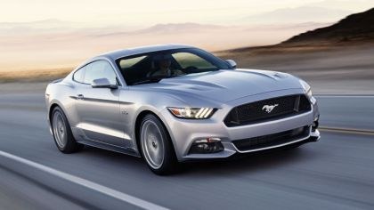 2014 Ford Mustang 6