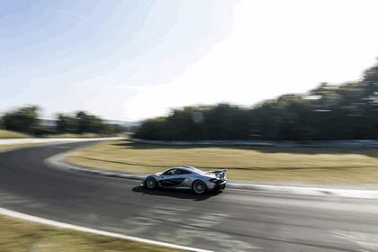 2013 McLaren P1 - Nuerburgring test car 2
