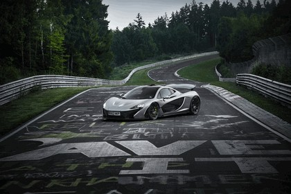 2013 McLaren P1 - Nuerburgring test car 5