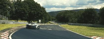 2013 McLaren P1 - Nuerburgring test car 8