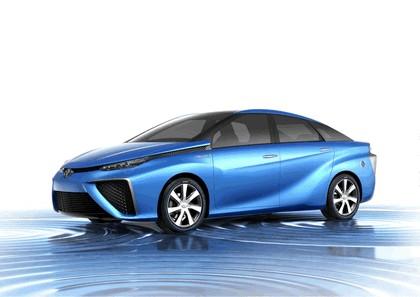 2013 Toyota FCV concept 10