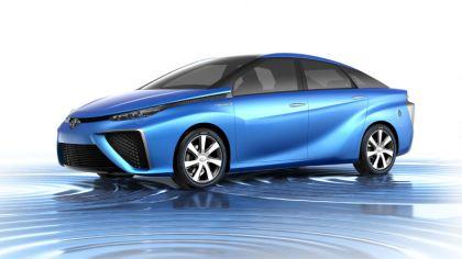 2013 Toyota FCV concept 4