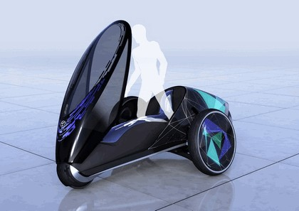 2013 Toyota FV2 concept 7