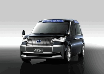 2013 Toyota JPN Taxi concept 1