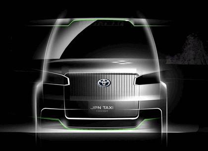 2013 Toyota JPN Taxi concept 23