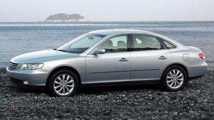 2007 Hyundai Grandeur diesel 1