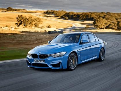 2014 BMW M3 ( F30 ) 1