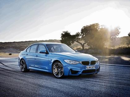 2014 BMW M3 ( F30 ) 2