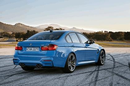 2014 BMW M3 ( F30 ) 3