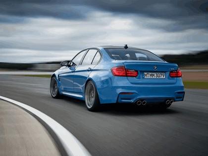 2014 BMW M3 ( F30 ) 10