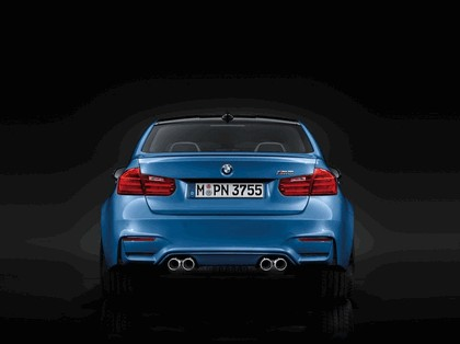2014 BMW M3 ( F30 ) 12