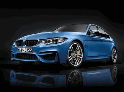 2014 BMW M3 ( F30 ) 13