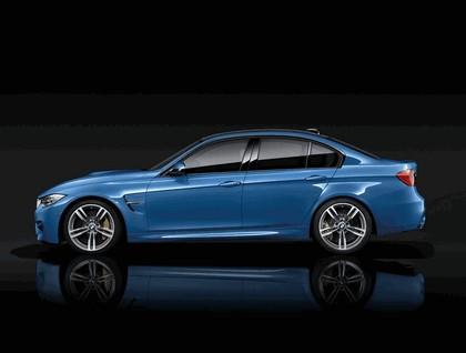 2014 BMW M3 ( F30 ) 14