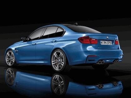 2014 BMW M3 ( F30 ) 15