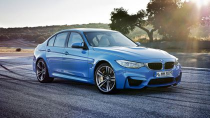 2014 BMW M3 ( F30 ) 7