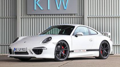 2013 Porsche 911 ( 991 ) Carrera S by KTW Tuning 1