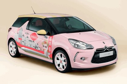 2013 Citroën DS3 by Benefit Cosmetics 1
