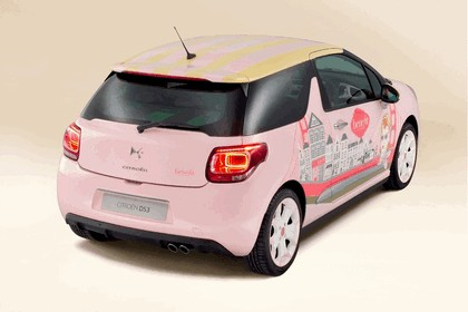 2013 Citroën DS3 by Benefit Cosmetics 2