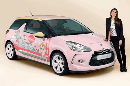 2013 Citroën DS3 by Benefit Cosmetics 6