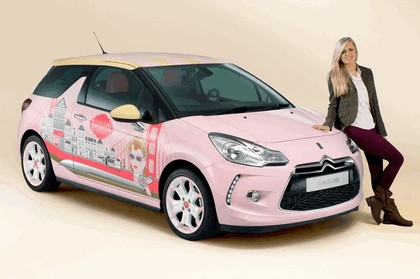 2013 Citroën DS3 by Benefit Cosmetics 7