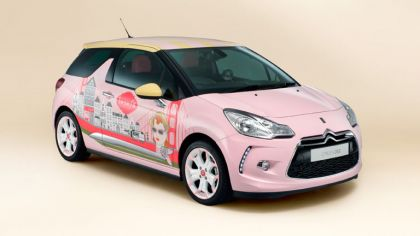 2013 Citroen DS3 by Benefit Cosmetics 6