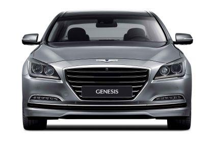 2015 Hyundai Genesis sedan 1