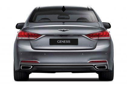 2015 Hyundai Genesis sedan 3