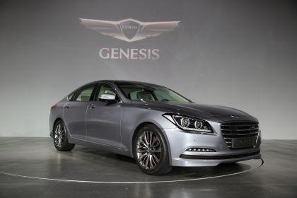 2015 Hyundai Genesis sedan 7