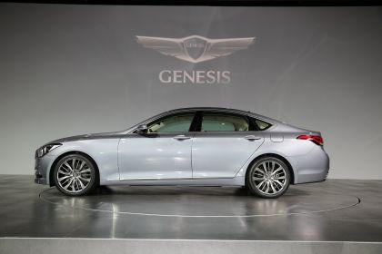 2015 Hyundai Genesis sedan 8