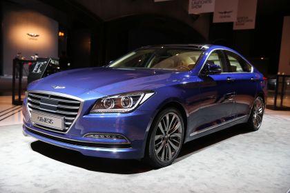 2015 Hyundai Genesis sedan 14