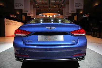 2015 Hyundai Genesis sedan 15