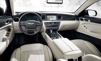 2015 Hyundai Genesis sedan 20