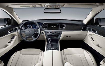 2015 Hyundai Genesis sedan 21