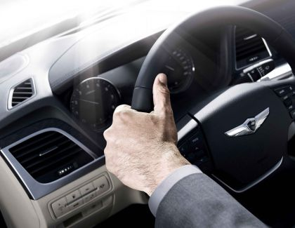 2015 Hyundai Genesis sedan 27