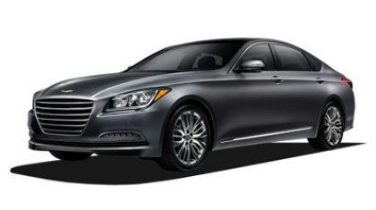 2015 Hyundai Genesis sedan 59