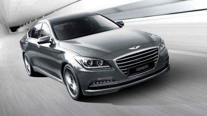 2015 Hyundai Genesis sedan 4