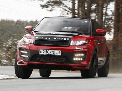 2013 Land Rover Range Rover Evoque by Larte Design 1