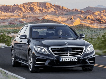 2013 Mercedes-Benz S500 ( W222 ) AMG Sports Package 1