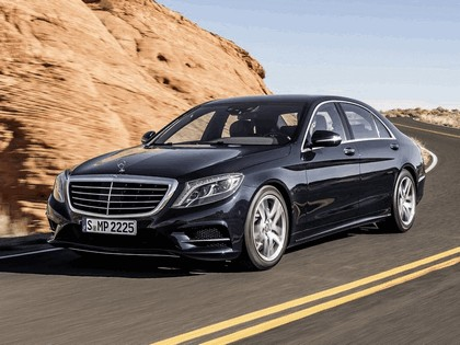 2013 Mercedes-Benz S500 ( W222 ) AMG Sports Package 2