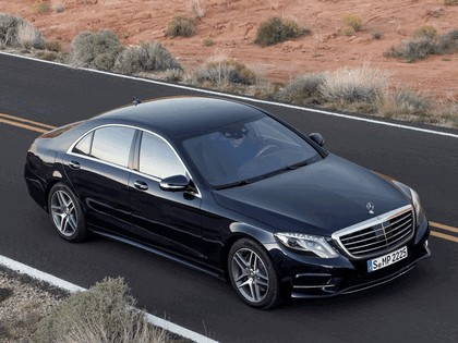 2013 Mercedes-Benz S500 ( W222 ) AMG Sports Package 3