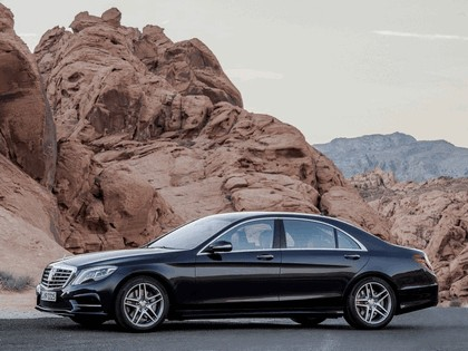 2013 Mercedes-Benz S500 ( W222 ) AMG Sports Package 4