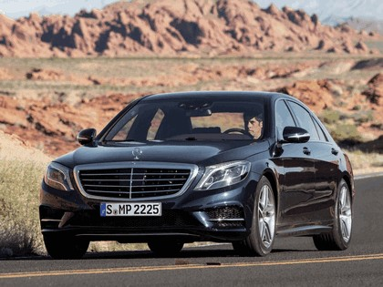 2013 Mercedes-Benz S500 ( W222 ) AMG Sports Package 5