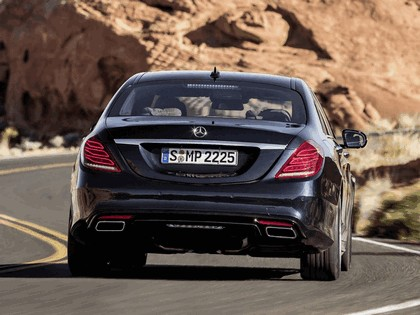2013 Mercedes-Benz S500 ( W222 ) AMG Sports Package 6