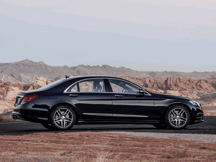 2013 Mercedes-Benz S500 ( W222 ) AMG Sports Package 7