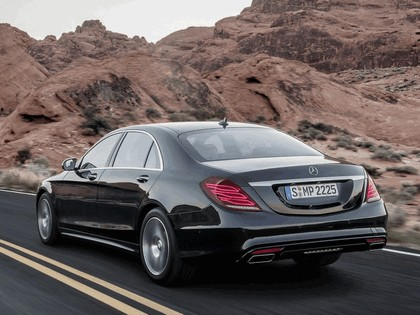 2013 Mercedes-Benz S500 ( W222 ) AMG Sports Package 9