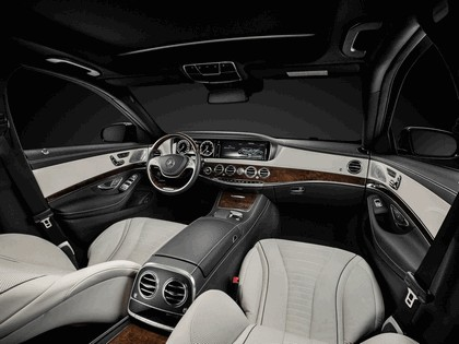 2013 Mercedes-Benz S500 ( W222 ) AMG Sports Package 10