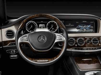 2013 Mercedes-Benz S500 ( W222 ) AMG Sports Package 12