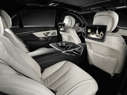 2013 Mercedes-Benz S500 ( W222 ) AMG Sports Package 13