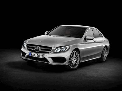 2014 Mercedes-Benz C250 ( W205 ) AMG Line 1