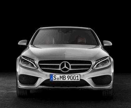 2014 Mercedes-Benz C250 ( W205 ) AMG Line 4
